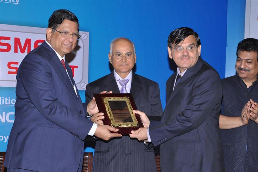 The Gujarat SME Excellence  Award 2013