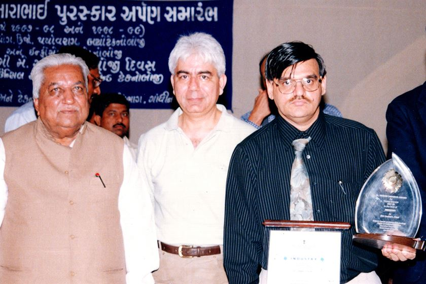 The Dr. Vikram Sarabhai Awards 97-98