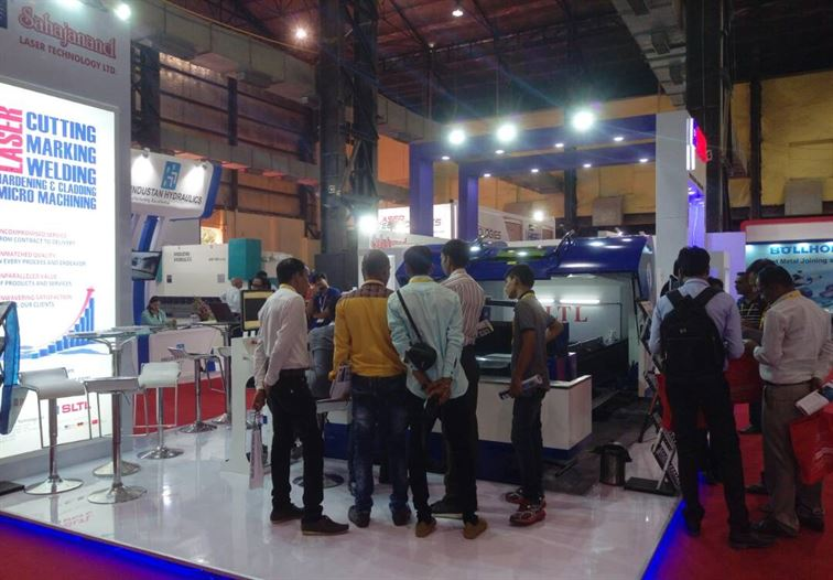 RAJKOT MACHINE TOOLS 2018