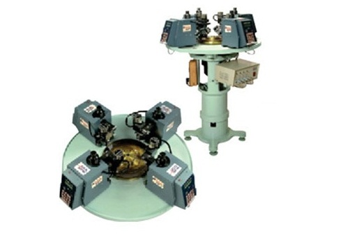 <p>Introduced Diamond Blocking &amp; Polishing System</p>
