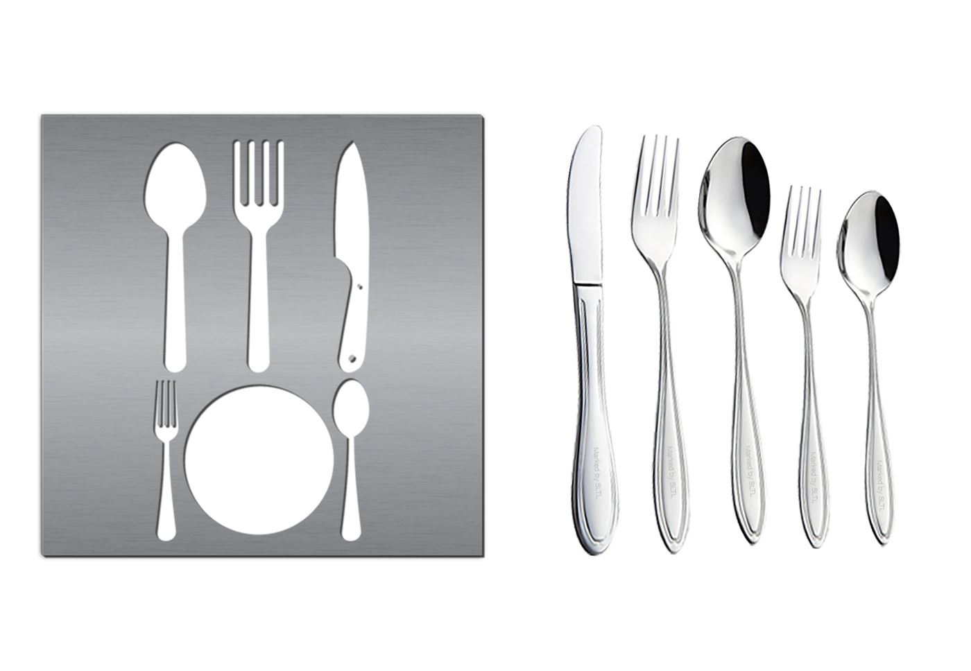 Gives perfect shape for Utensils
